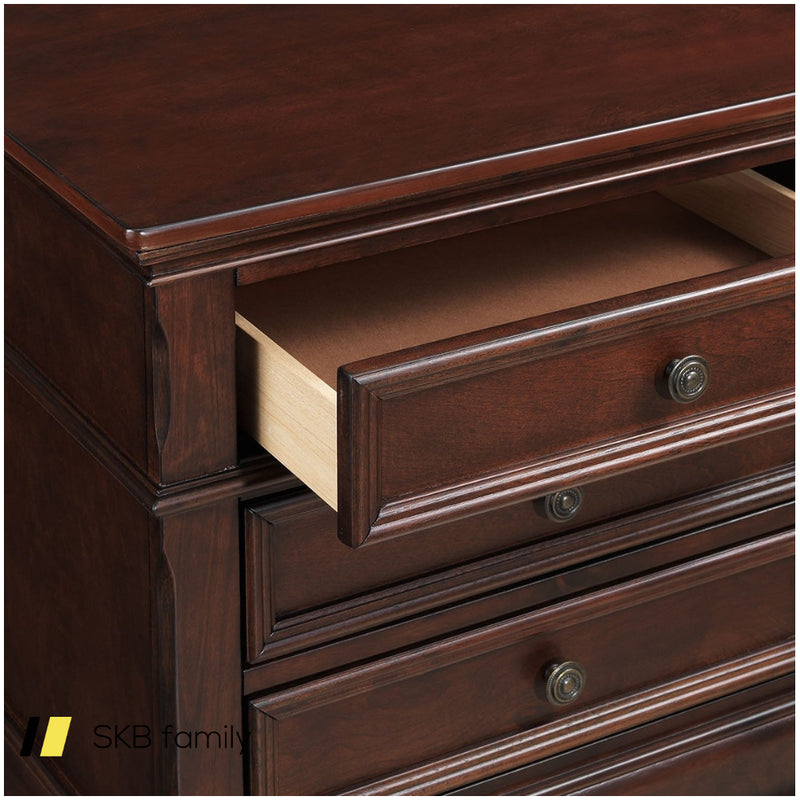 3 Drawers Storage Night Stand End Beside Table 200815-21959