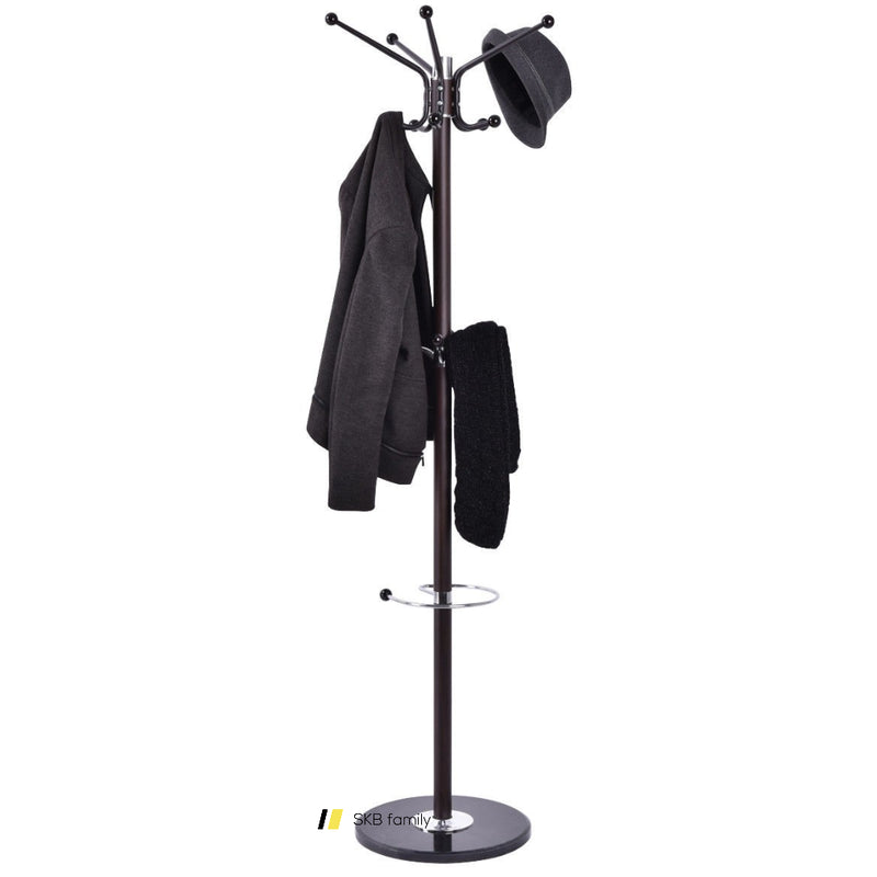 "67"" Metal Coat Hat Jacket Stand 200815-22058"