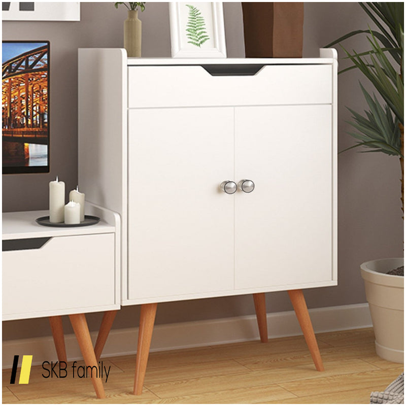 Two Door Buffet Sideboard Storage Cabinet 200815-22076