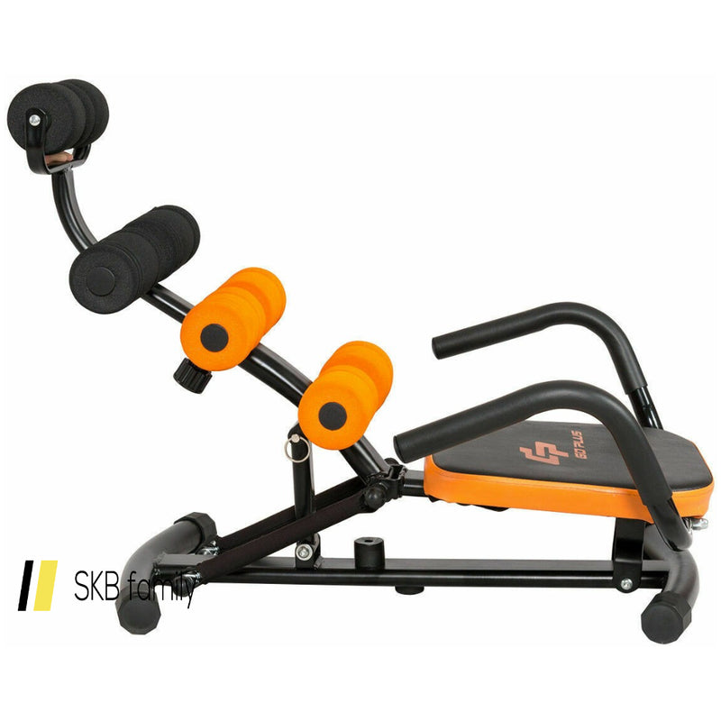 Core Fitness Abdominal Trainer Crunch Exercise Bench Machine 200815-22143