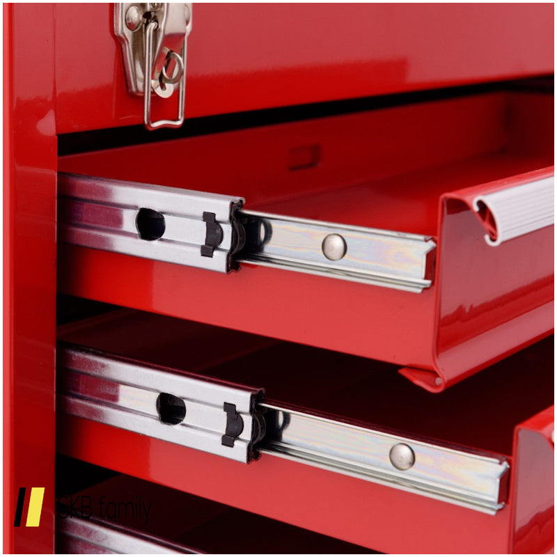 Portable Garage Mechanic Tool Cabinet Box With 3 Drawers 200815-22317