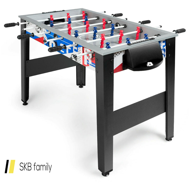 "42"" Wooden Foosball Table For Adults & Kids Home Recreation 200815-22318"