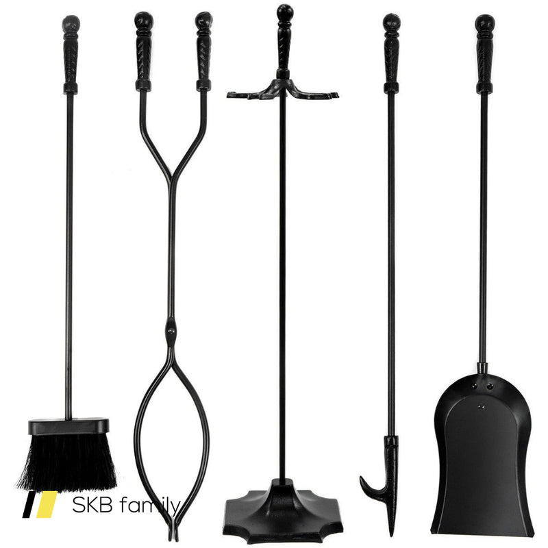 "31"" 5 Pcs Hearth Fireplace Fire Tools Set 200815-22352"