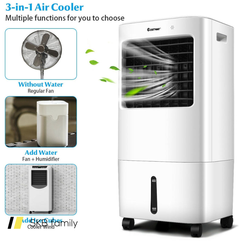 Evaporative Portable Air Cooler Fan W/ Remote Control 200815-22387