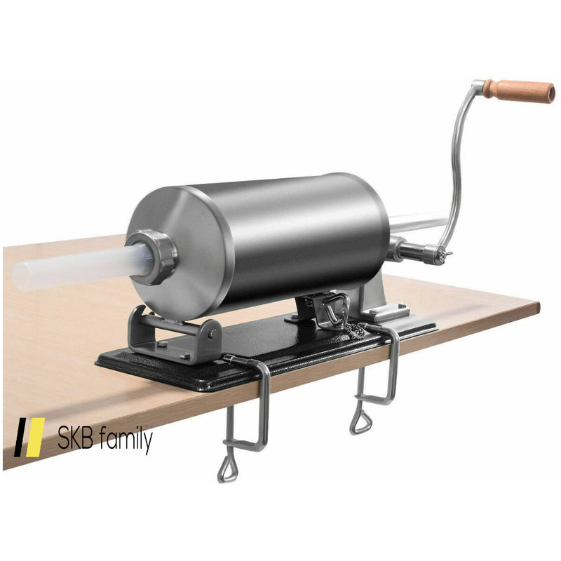 4.8 L Sausage Stuffer Maker Meat Filler Machine 200815-22650