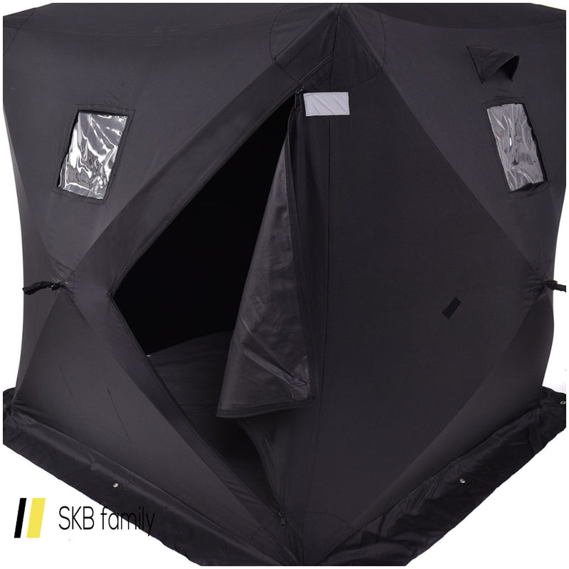 2-Person Outdoor Portable Ice Fishing Shelter Tent 200815-22741