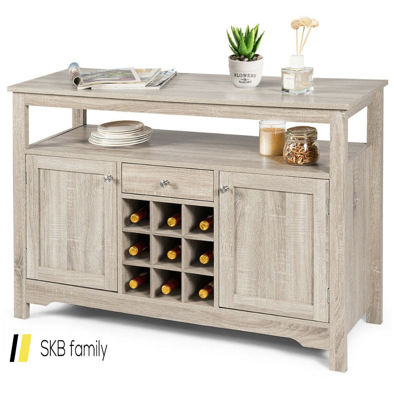 Buffet Server Sideboard Wine Cabinet Console 200815-22754
