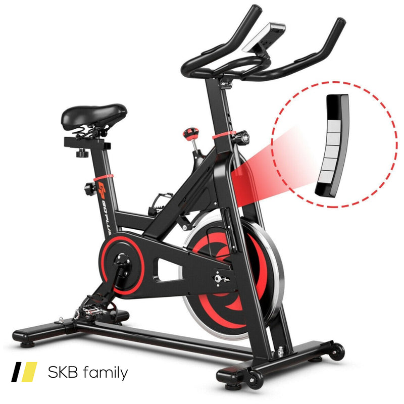 30 Lbs Home Gym Cardio Exercise Magnetic Cycling Bike 200815-22785