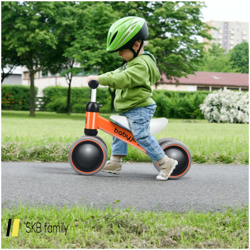 4 Wheels No-Pedal Baby Balance Bike 200815-22797