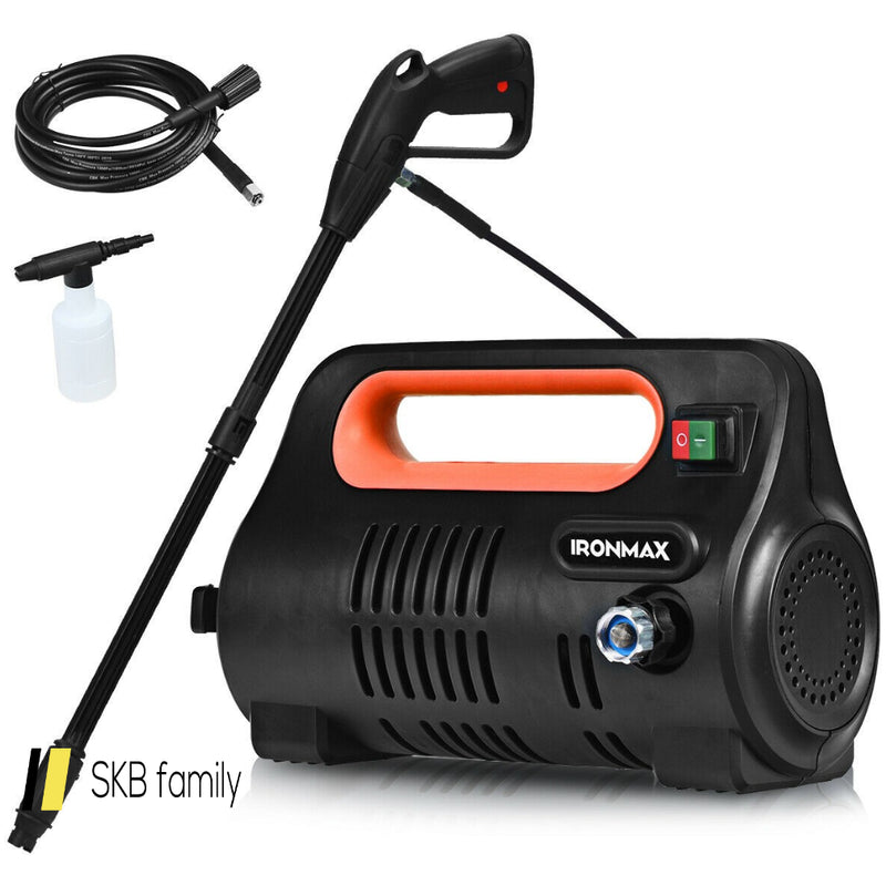 1800 Psi Portable Electric High Pressure Washer 1.96 Gpm 1800 W 200815-22824