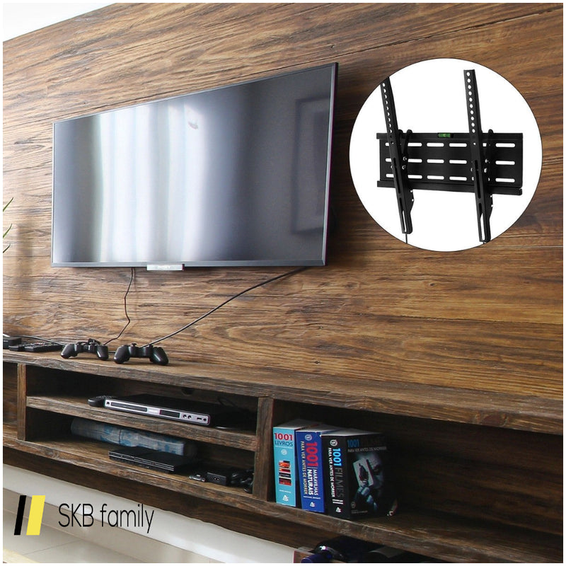3° To 10° Lcd Led Plasma Flat Tilt Tv Wall Mount Bracket 200815-22889