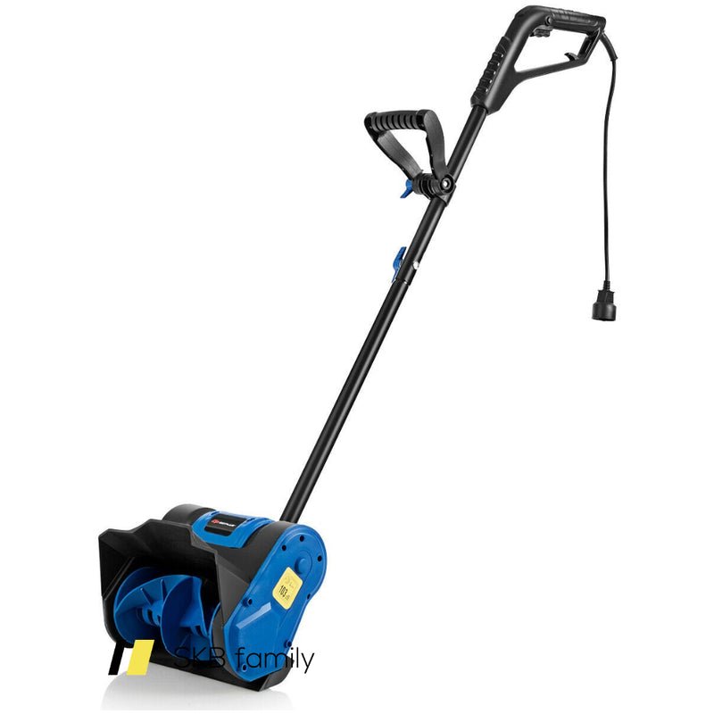12-Inch 9 Amp Electric Corded Snow Thrower 200815-22905