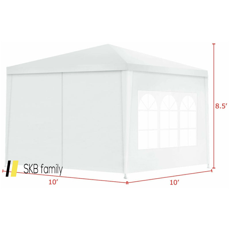 10' X 10' Outdoor Side Walls Canopy Tent 200815-22933