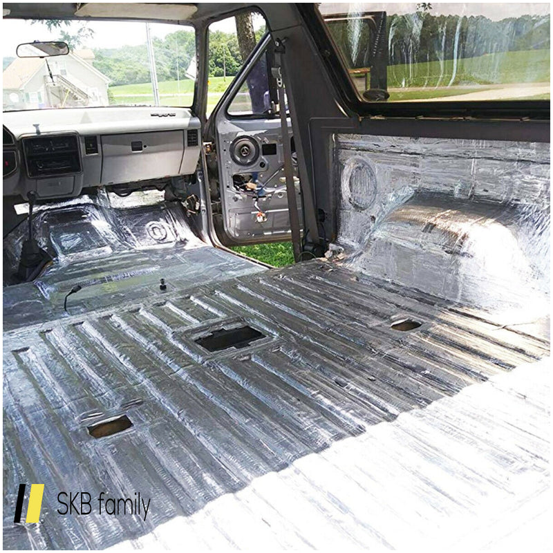 80 Mil 36 Sq.Ft Butyl Automotive Sound Deadener Mat 200815-23115