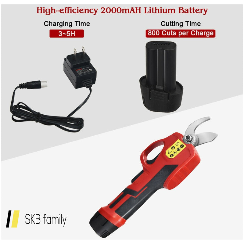 Cordless 2ah Lithium Battery Tree Trimmer 200815-23142