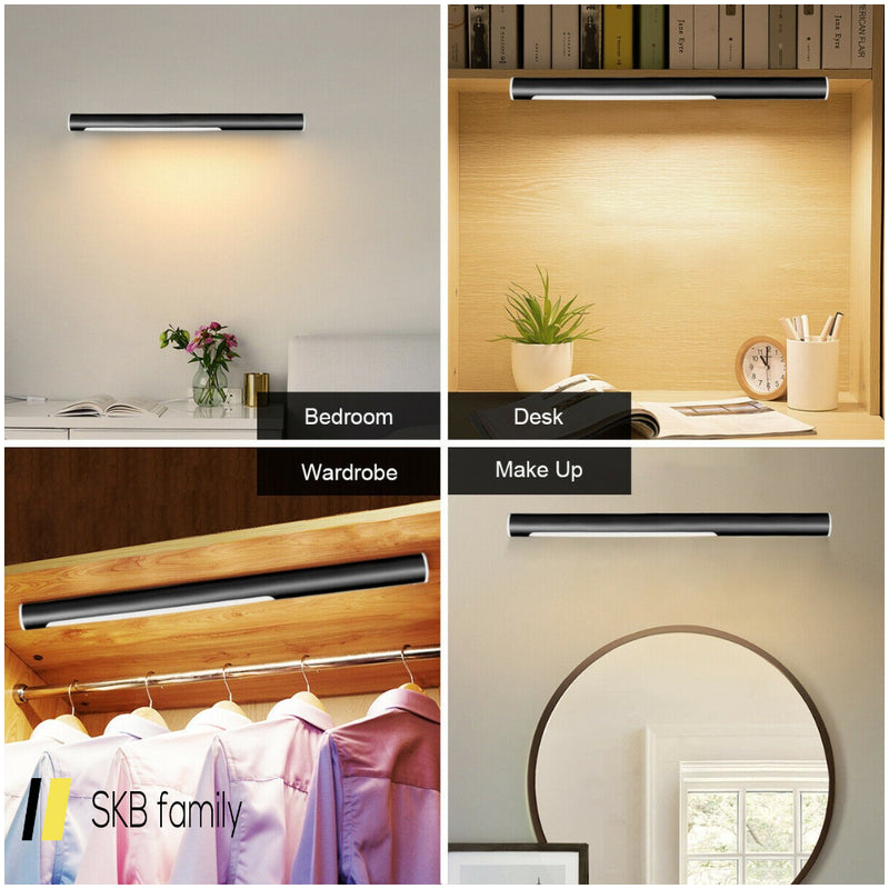 40 Led Closet Portable Usb Rechargeable Wardrobe Lamp 200815-23243