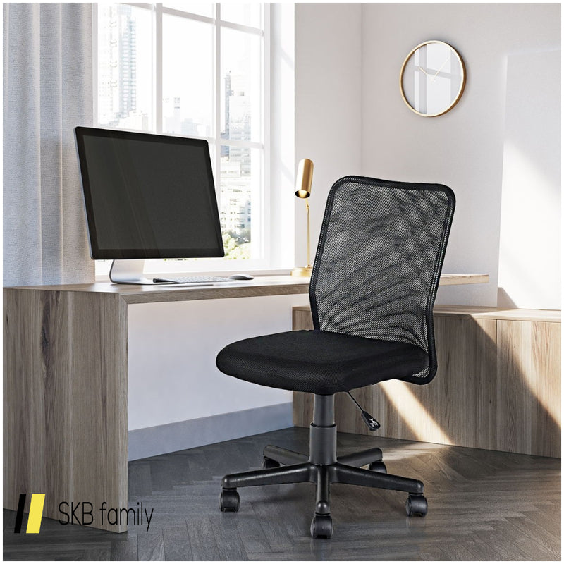 Mid-Back Adjustable Ergonomic Mesh Office Chair 200815-23257