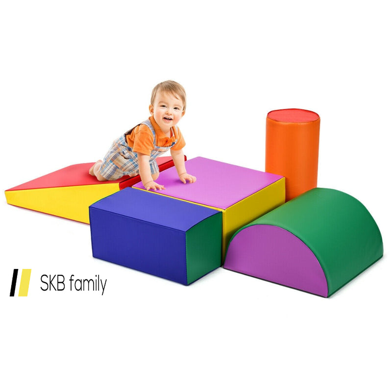 Crawl Climb Foam Shapes Playset Softzone Toy 200815-23275