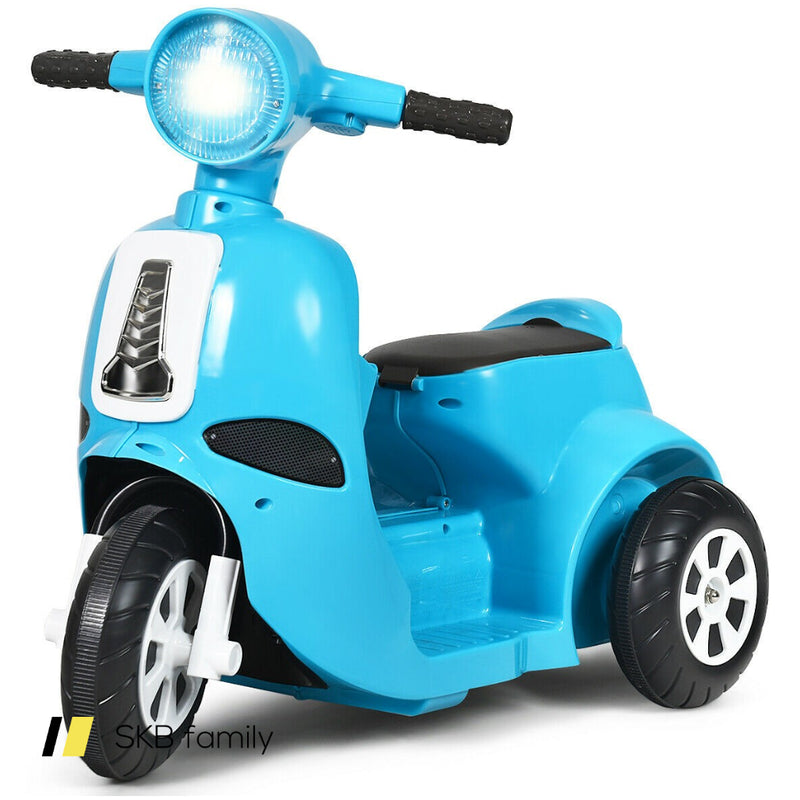 6v Electric Kids Ride On Motorcycle 3 Wheel Scooter 200815-23328