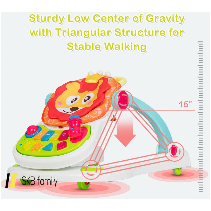 Educational Sit To Stand Walker For Toddlers 200815-23352