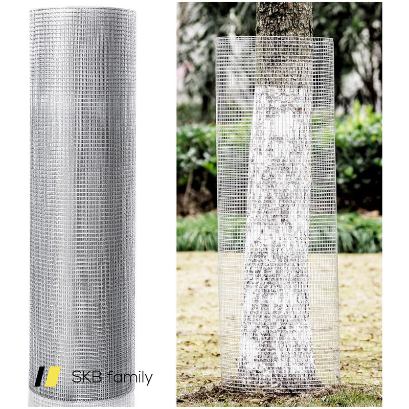"36"" X 50' 1/2 Inch Wire Fence Cage Roll 19 Gauge Galvanized Wire 200815-23428"