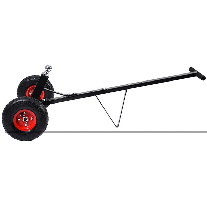 600lb Heavy Duty Utility Trailer Mover Hitch Boat Jet Ski Camper Hand Dolly New 200815-23478