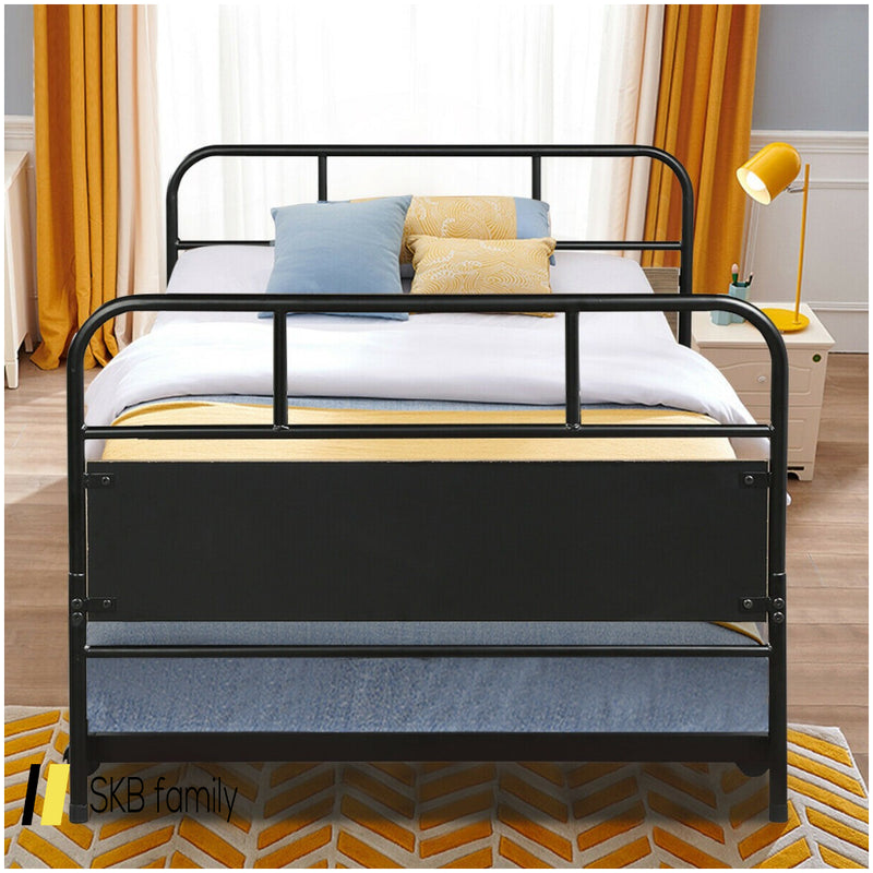 Twin Daybed And Trundle Frame Set Trundle Day Bed 200815-23570