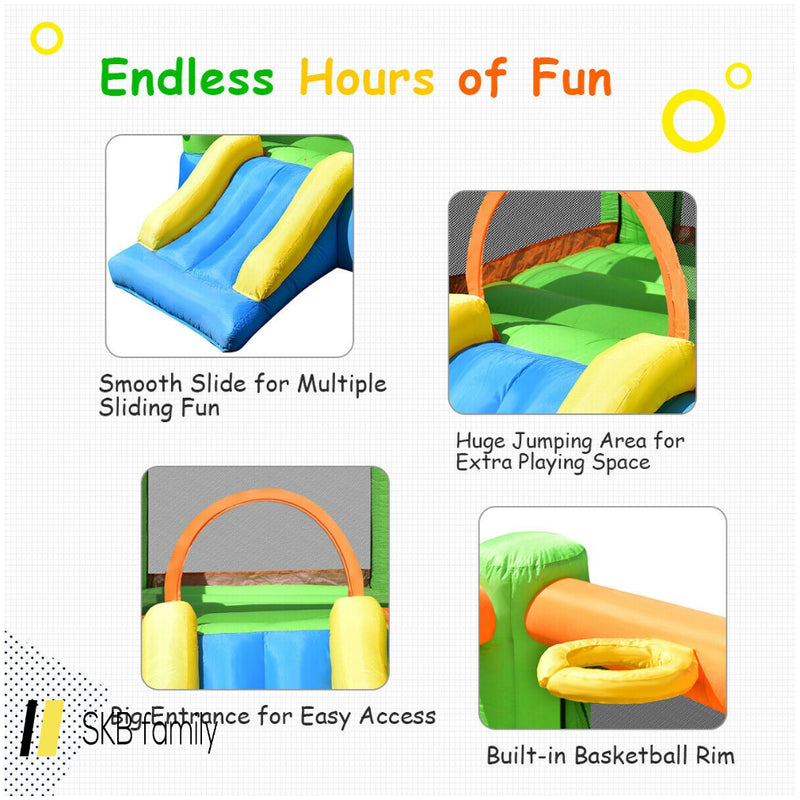 Inflatable Bounce House Jumper Castle Kids Playhouse 200815-23652