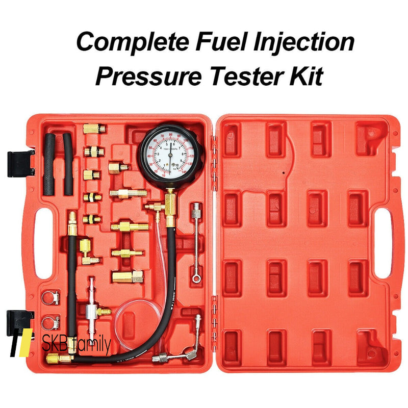 Fuel Injector Injection Pump Pressure Tester Gauge Car Tools 200815-23654