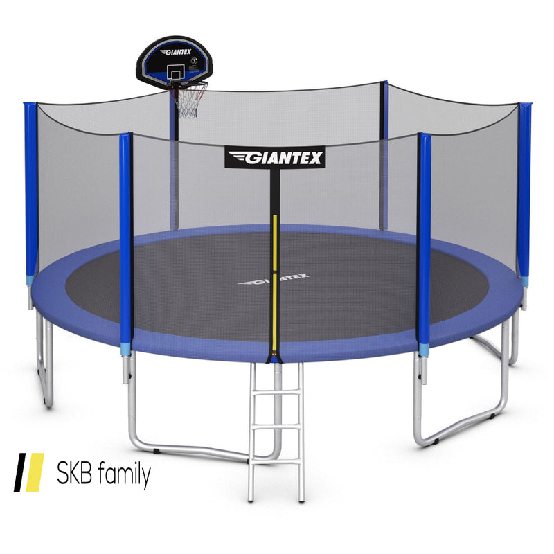 15ft Trampoline Combo Bounce Jump 200815-23674