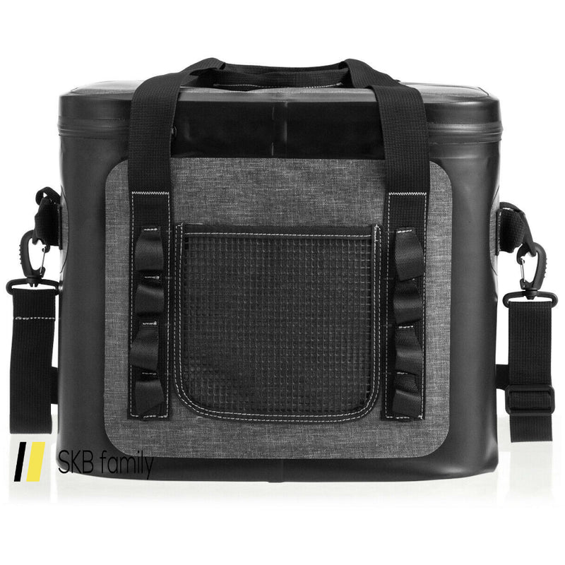 Reusable Spacious Water-Resistant And Leak-Proof Cooler Bag 200815-23707