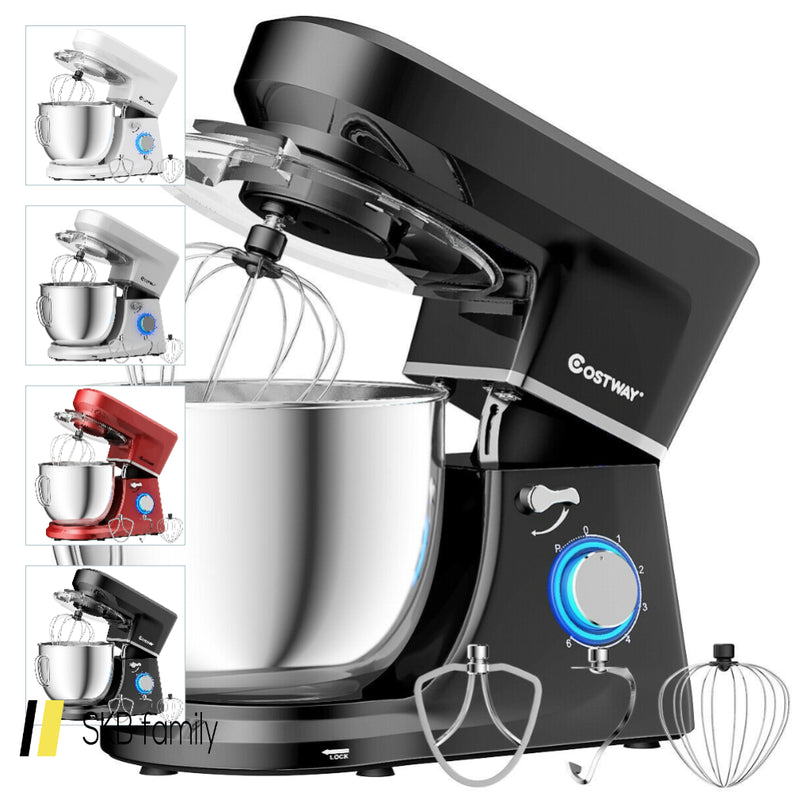 7.5 Qt Tilt-Head Stand Mixer With Dough Hook 200815-23763