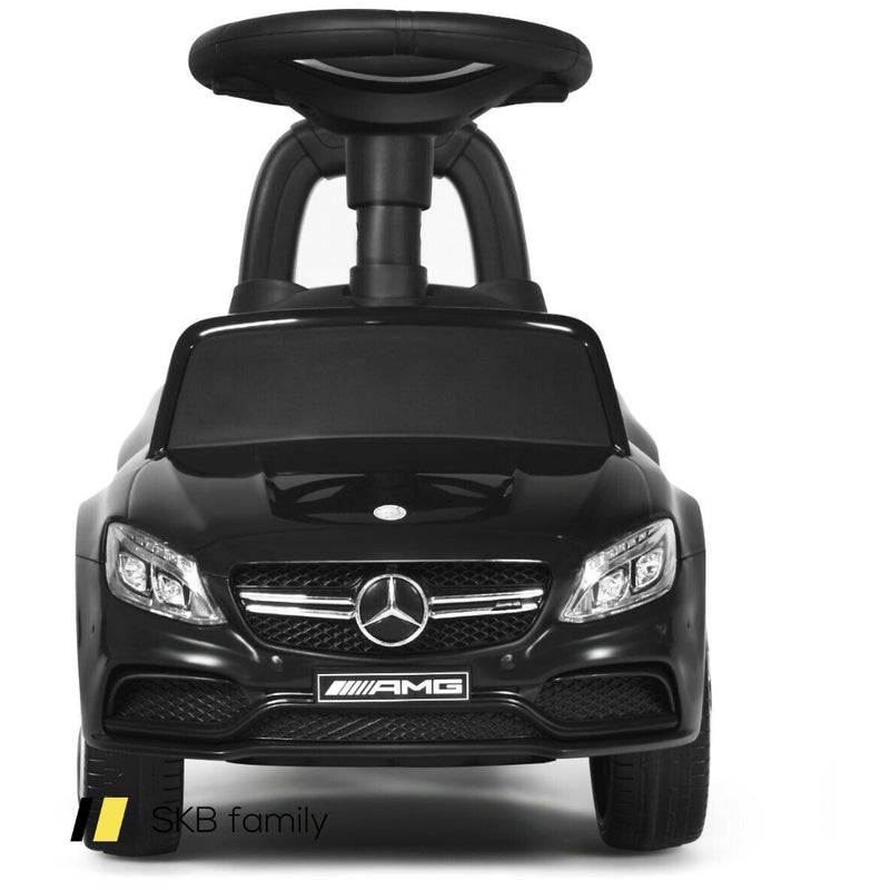 Mercedes Benz Licensed Kids Ride On Push Car 200815-23809
