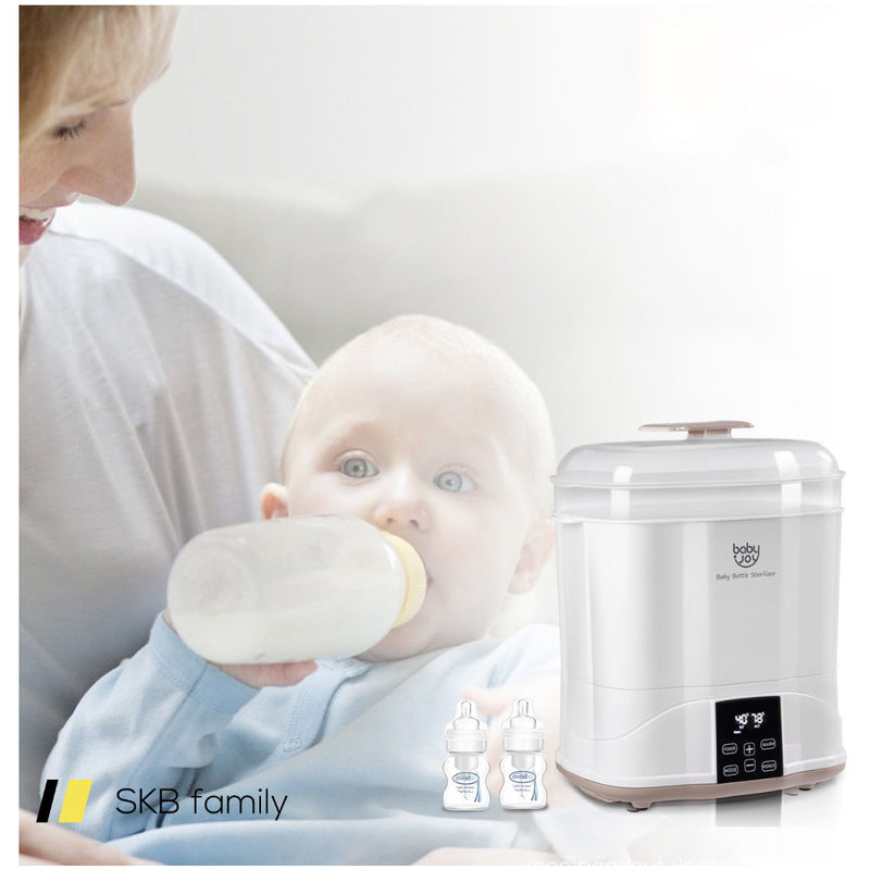 Baby Bottle Electric Steam Sterilizer With Led Monitor 200815-23845