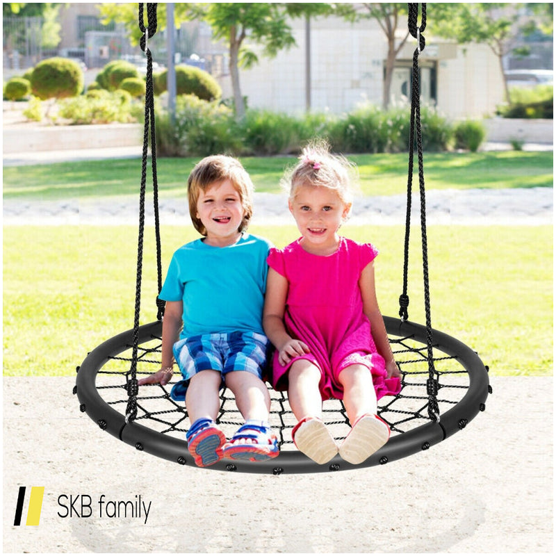 40'' Spider Web Tree Swing Set 200815-24349