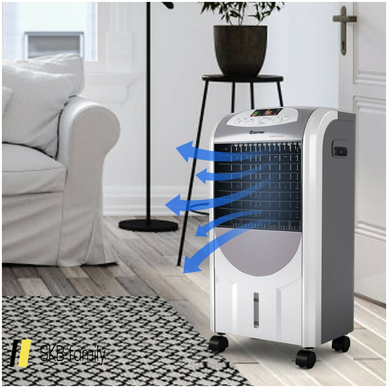 Portable Air Cooler Fan And Heater Humidifier 200815-24385