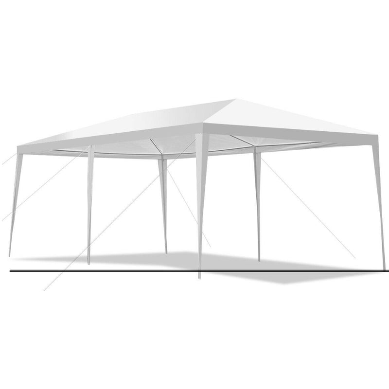 10' X 20' Outdoor Party Wedding Canopy Gazebo Pavilion Event Tent 200815-24406