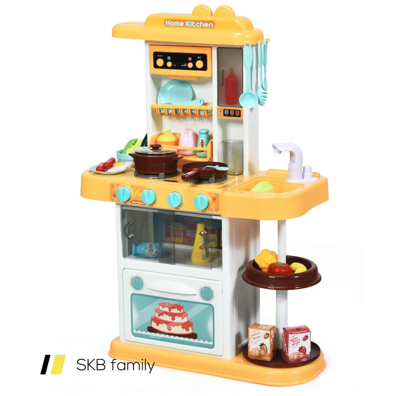 Kitchen Playset With Realistic Lights & Sounds 200815-24418