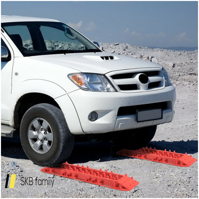 Recovery Traction Boards 2 Pcs Off-Road Traction Tracks Mat 200815-24424