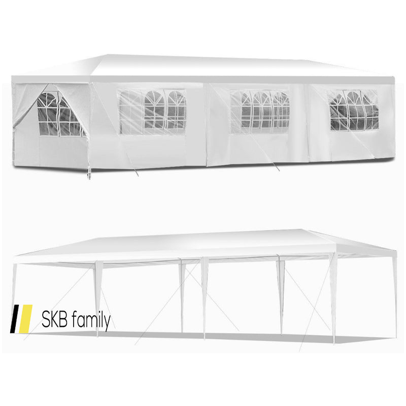 10' X 30' Outdoor Canopy Tent With Side Walls 200815-24444