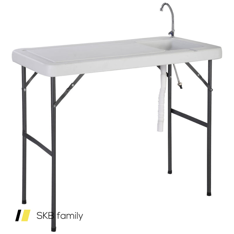 Folding Portable Fish Hunting Cleaning Cutting Table 200815-24468