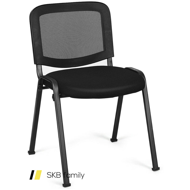 Set Of 5 Mesh Back Office Conference Chairs 200815-24471