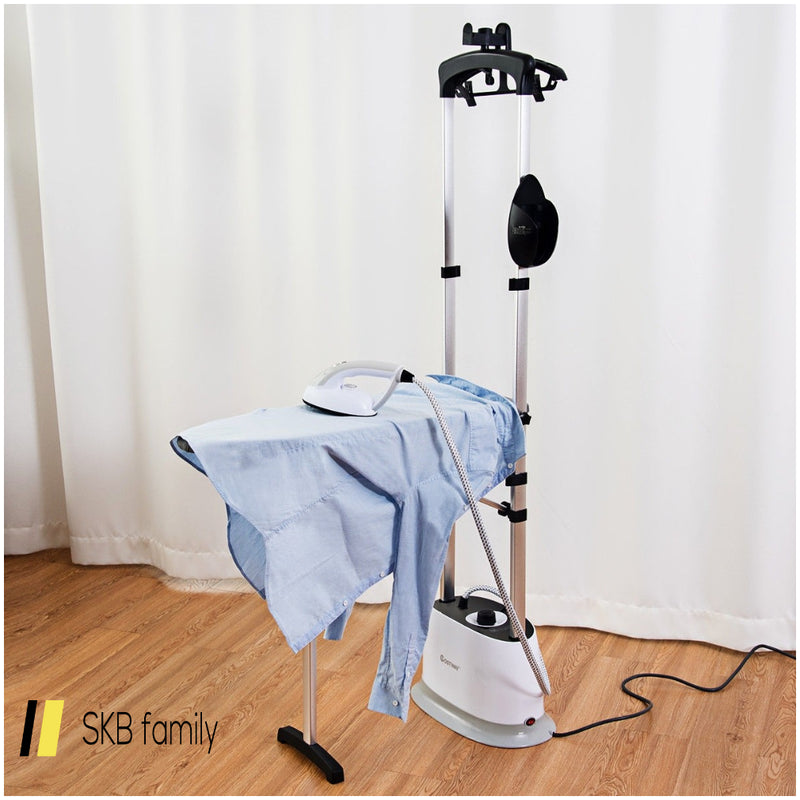 1600w Powerful Fast Dual Heat Garment Cloth Steamer 200815-24545