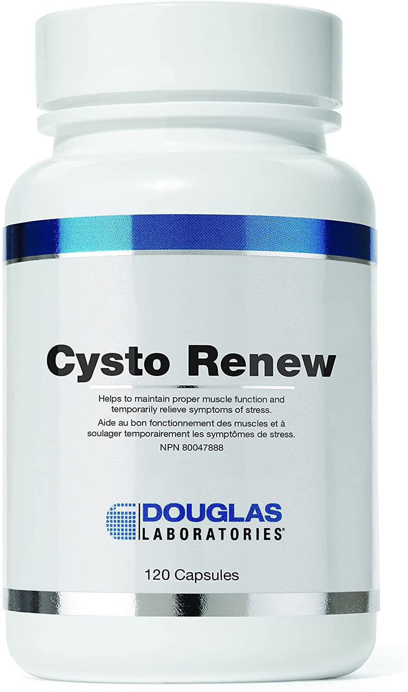Cysto Renew, Douglas Laboratories, 120 capsules
