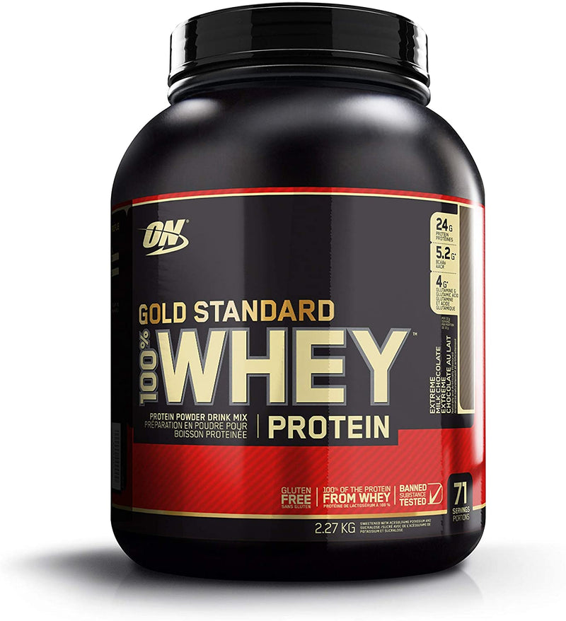 100 % Whey Protein Isolate,  Optimum Nutrition , 5 lb (2,27 kg)