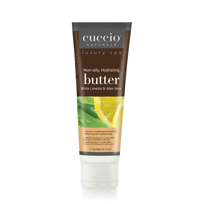 White Limetta & Aloe Vera Butter Blend Tube