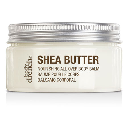 Body Drench 10-in-1 Shea Butter Body Balm, 3 Ounce