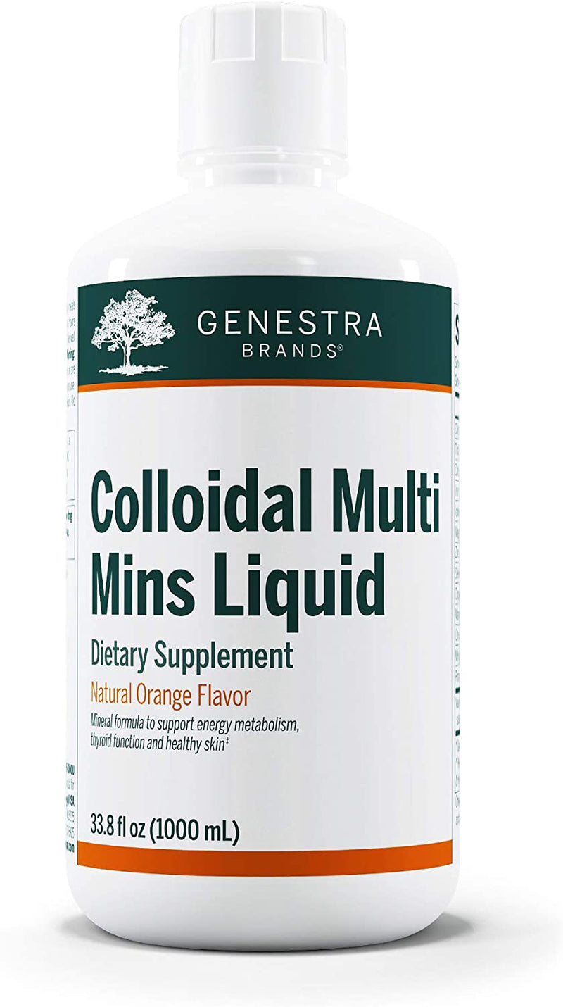 Colloidal Multi Mins liquid, Genestra