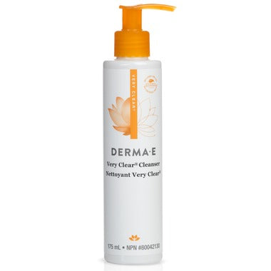 DERMA-VERY CLEAR CLEANSER