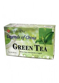 DIETERS CHINA GREEN TEA, LEGENDS OF CHINA